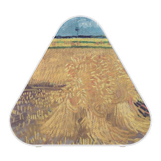 Wheatfield de Vincent van Gogh | avec des gerbes, Haut-parleur Bluetooth