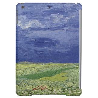 Wheatfields de Vincent van Gogh | sous le nuage