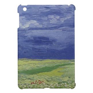 Wheatfields de Vincent van Gogh | sous le nuage Étuis iPad Mini