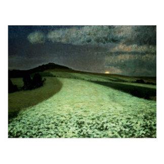 Wheatfields mûrs carte postale