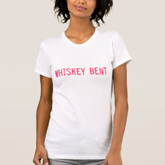 Whiskey plié t-shirt