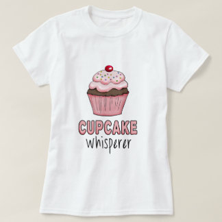Whisperer de petit gâteau t-shirt