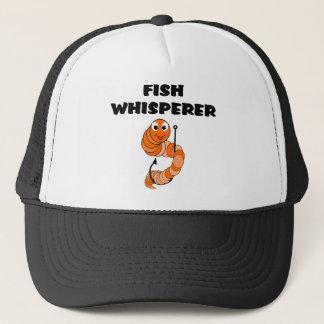 Whisperer de poissons casquette