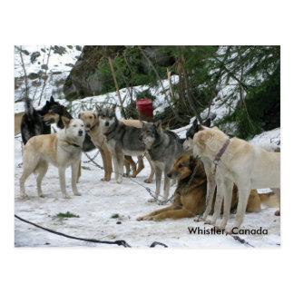 Whistler, Canada Carte Postale