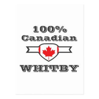 Whitby 100% carte postale