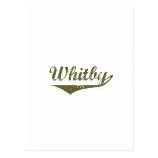 Whitby Carte Postale