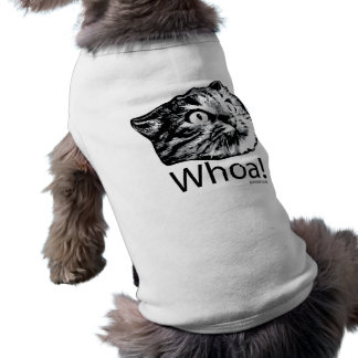 Whoa un T-shirt de chien ! !