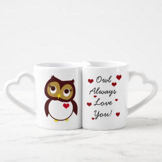 Whoo vous aime mug