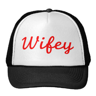 Wifey Casquettes De Camionneur