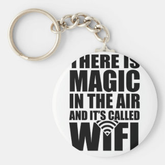 Wifi magique porte-clés