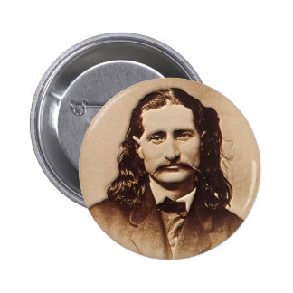Wild Bill Hickok peignant le portrait Pin's