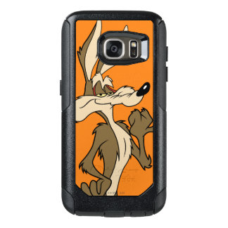 WILE E. COYOTE™ Looking fier Coque OtterBox Samsung Galaxy S7