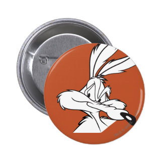 Wile E. Coyote Looking sournois Badges