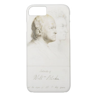 William Blake (1757-1827) dans la jeunesse et Coque iPhone 7