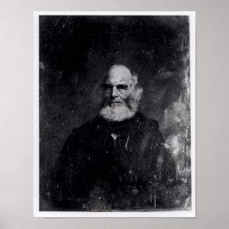William Cullen Bryant c.1851-60 Poster