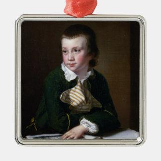 William Rastall, c.1762-4 Ornement Carré Argenté