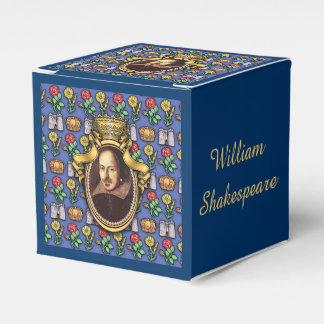 William Shakespeare Boite Faveurs De Mariage