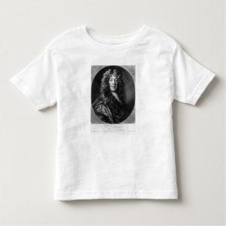 William Wycherley, gravé par John Smith, 1703 T-shirt Pour Les Tous Petits
