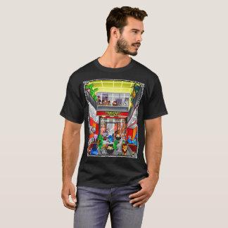 Willie Wolf et T-shirt du chômage de Company