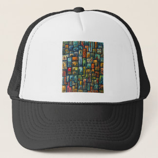 WINDOWS ART 40F.01 CASQUETTE