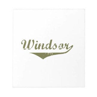 Windsor Bloc-note