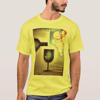 Winemaker de T-shirt de Milton Keynes