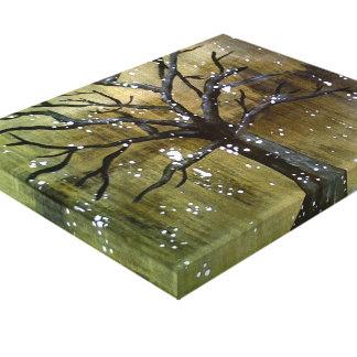 Wintertree 1 toiles tendues sur châssis