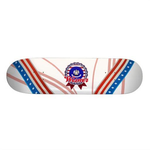 Wisner, LA Skateboard