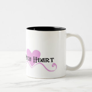 Witch Heart 1 Tasse 2 Couleurs