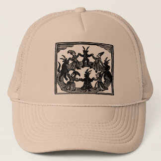 Witches Circle Dance Casquette