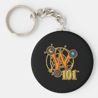Wizard101 porte - clé - logo porte-clés