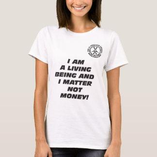 Wmns JE SUIS ÊTRE VIVANT T-shirt
