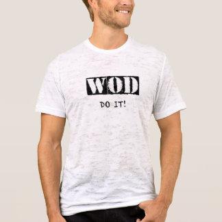 WOD LE FONT T-SHIRT