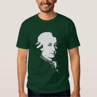 Wolfgang Amadeus Mozart T-shirts