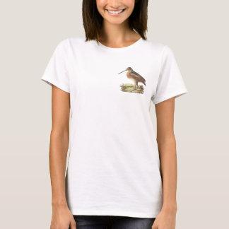 Woodcock américain(mineur de Rusticola) T-shirt