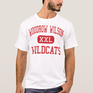 Woodrow Wilson - chats sauvages - haut - Dallas le