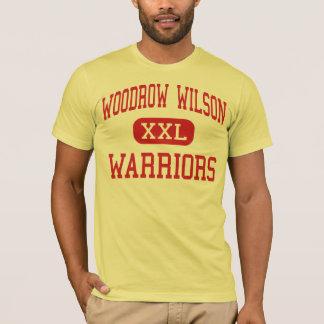 Woodrow Wilson - guerriers - milieu - Terre Haute T-shirt