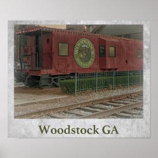 Woodstock GA Posters