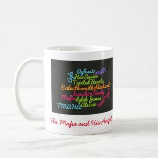 Wordle de TMAHA (dans la couleur noire) Mug