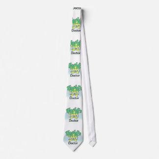 World's le mieux le docteur cravate