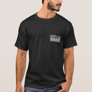 WPCM après chemise foncée T-shirt