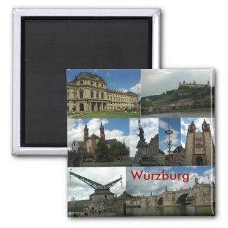 würzburg magnet carré