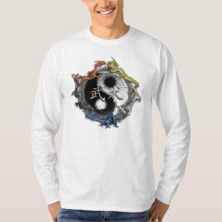 Wushu de dragones de Camiseta 5 T-shirts