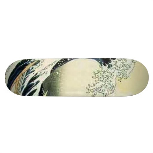wves plateau de skateboard