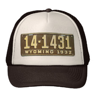 WY32 CASQUETTES