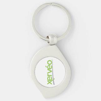 Xerveo a stylisé le porte - clé porte-clés