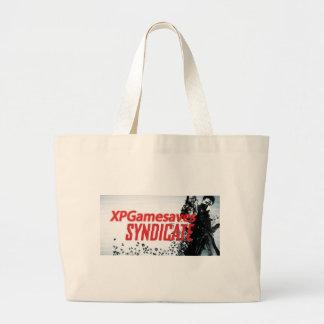 Xpg-syndicat de gamme sac en toile jumbo