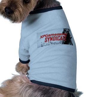 Xpg-syndicat de gamme manteaux pour animaux domestiques