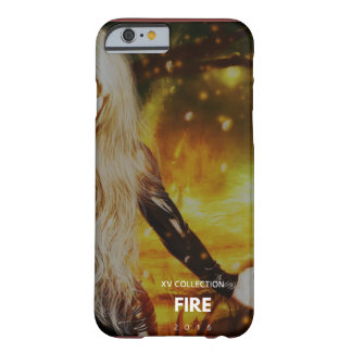 XV LE FEU III COQUE iPhone 6 BARELY THERE