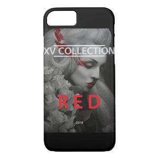 XV ROUGE III COQUE iPhone 7